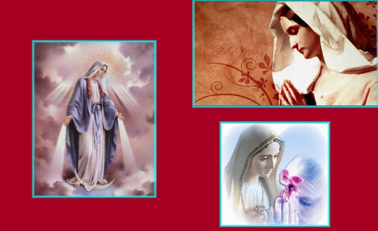 pleine de grâce, le Seigneur est avec vous, et Jésus, le fruit de vos entrailles, est béni.