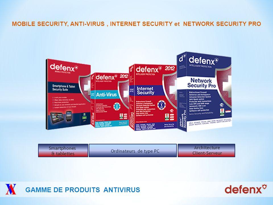 CERTIFICATION VB100 Certification VB100 2011 Virus Bulletin est le leader spécialisé dans les publications en ce qui concerne le domaine des logiciels malveillant et les Spam, qui fournit un test comparatif indépendant des produits antivirus.