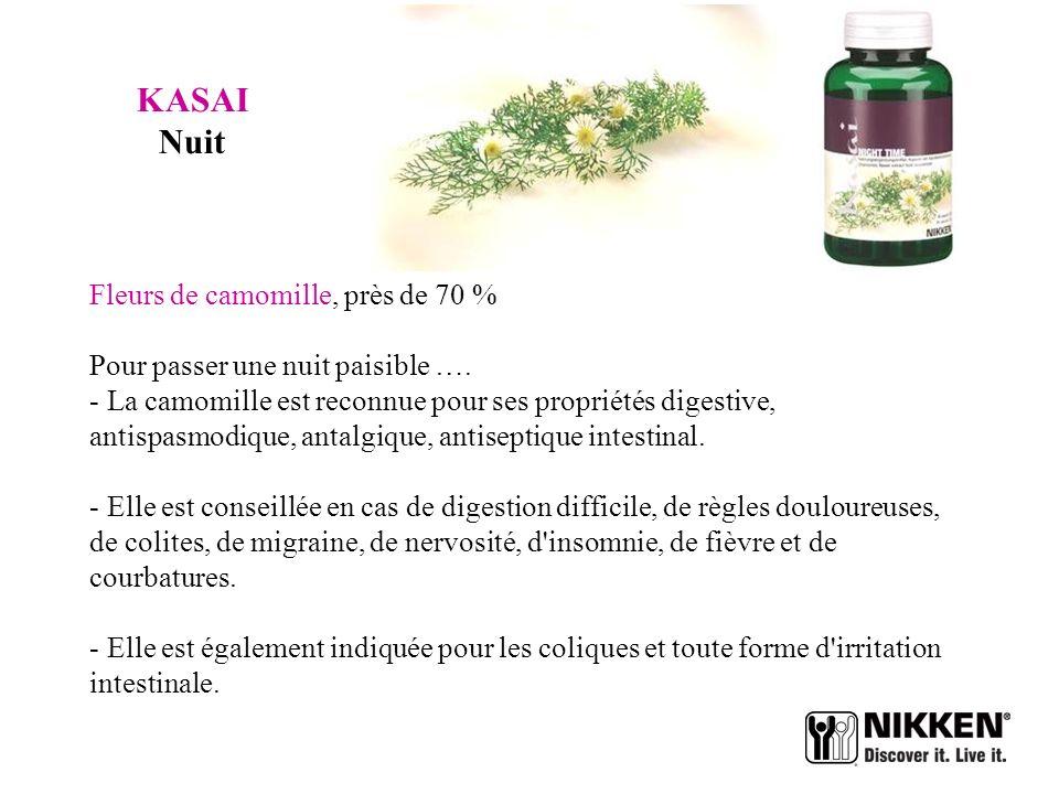 KASAI Omega Oils Omega 3 et 6 Apport indispensable au corps humain en acides gras essentiels car non fabriqués par lorganisme : Omega 3 et 6, Huile de