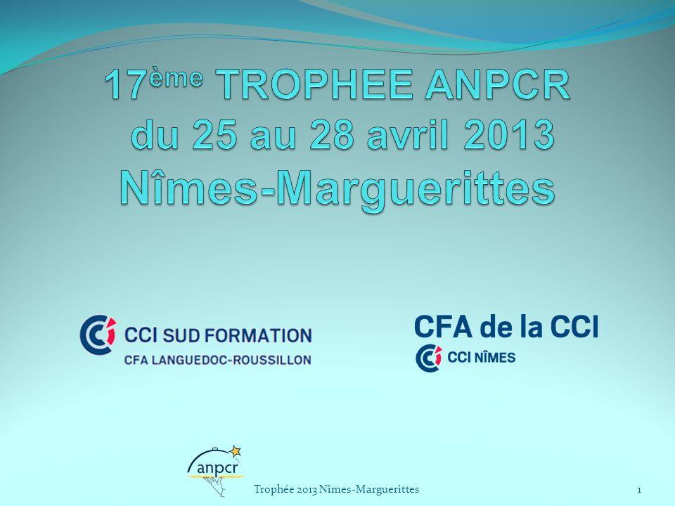 1Trophée 2013 Nîmes-Marguerittes