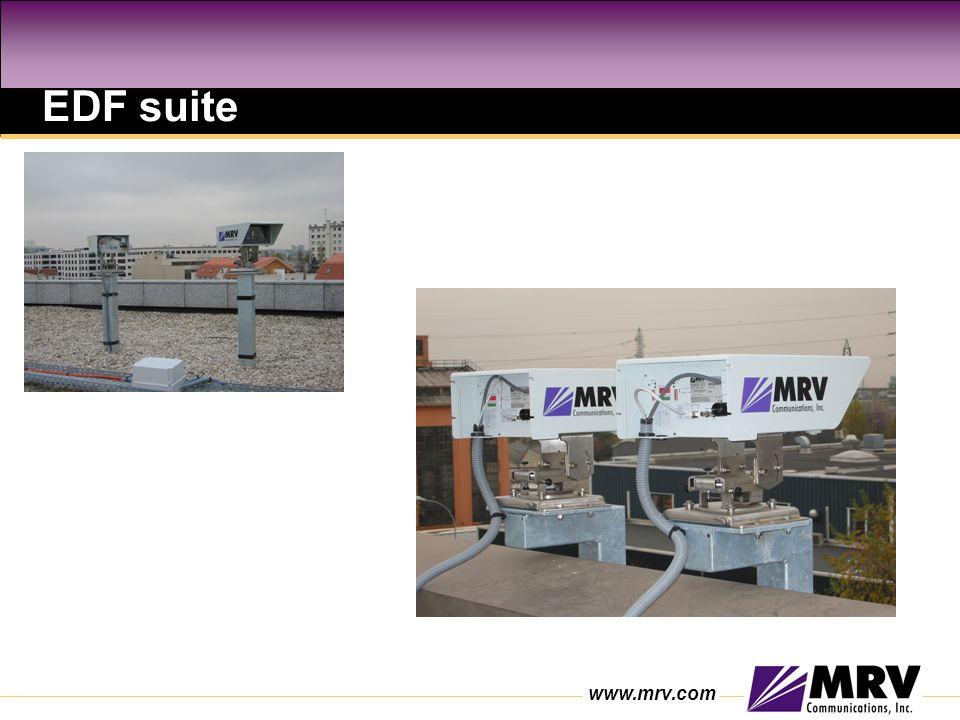 www.mrv.com EDF suite