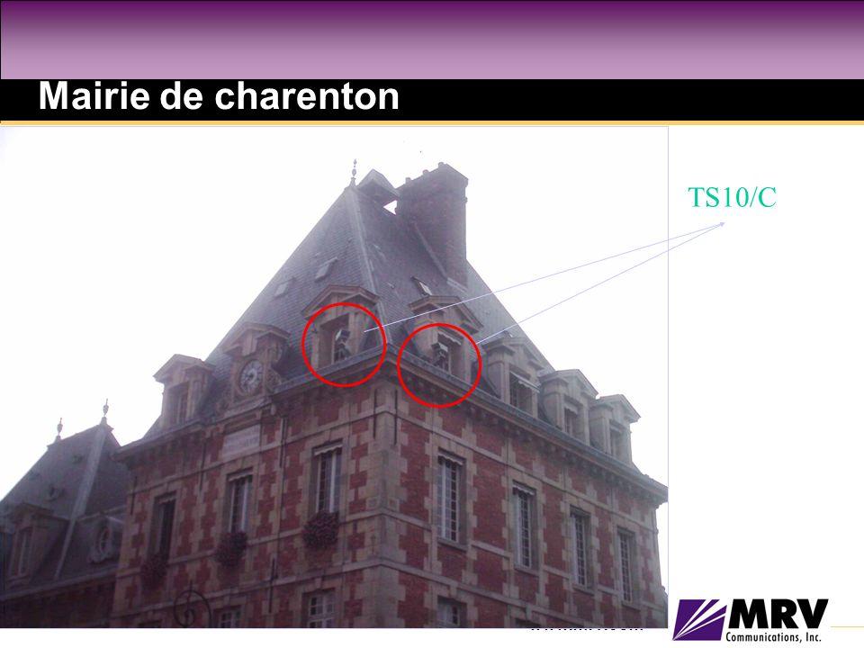 www.mrv.com Mairie de charenton TS10/C