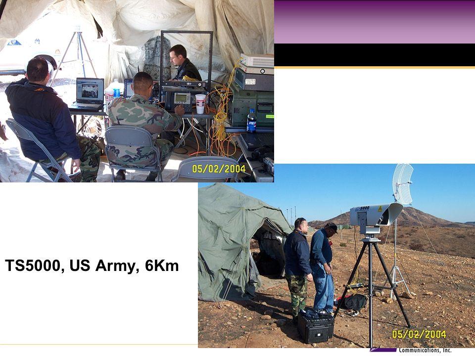 www.mrv.com TS5000, US Army, 6Km