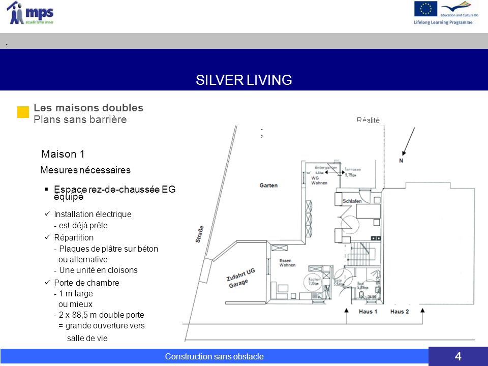 SILVER LIVING.