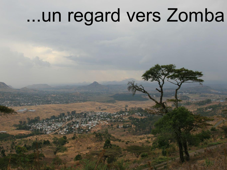 ...un regard vers Zomba