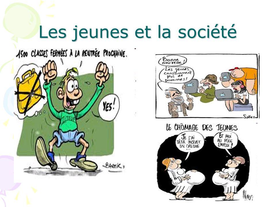 Les jeunes et la société