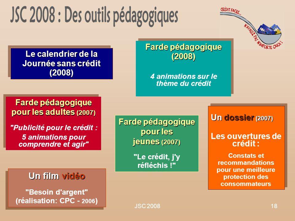 JSC 200818 Farde pédagogique pour les jeunes (2007)