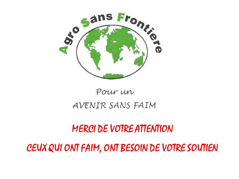 AGRO SANS FRONTIERE 1 rue Pierre Etienne FLANDIN - BP 76511 44265 NANTES Cedex 2 Tel / fax : 33 0 240 355 881 mobile : 33 0 609 088 880 Email: agrosansfrontiere@wanadoo.fragrosansfrontiere@wanadoo.fr Site : www.agrosansfrontiere.orgwww.agrosansfrontiere.org