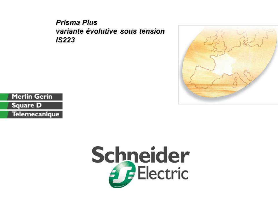 Prisma Plus variante évolutive sous tension IS223