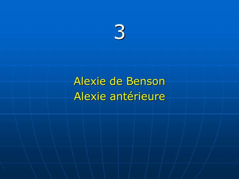 3 Alexie de Benson Alexie antérieure