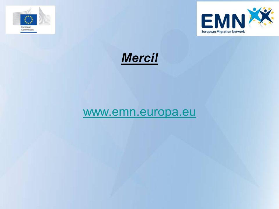 Merci! www.emn.europa.eu
