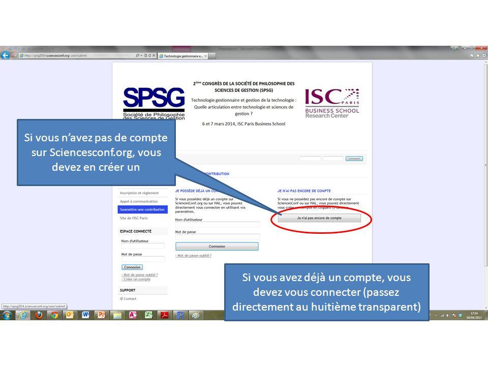 Indiquez votre adresse email Choisissez un identifiant Et un mot de passe