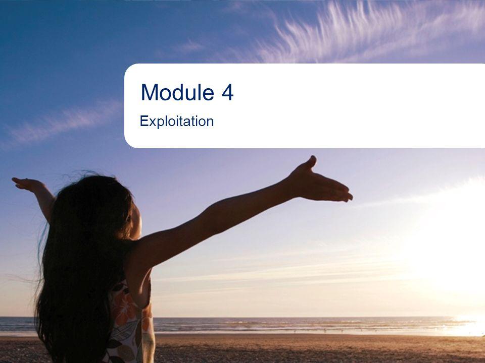 Module 4 Exploitation