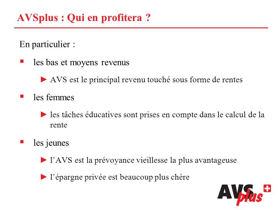 AVSplus : Qui en profitera .