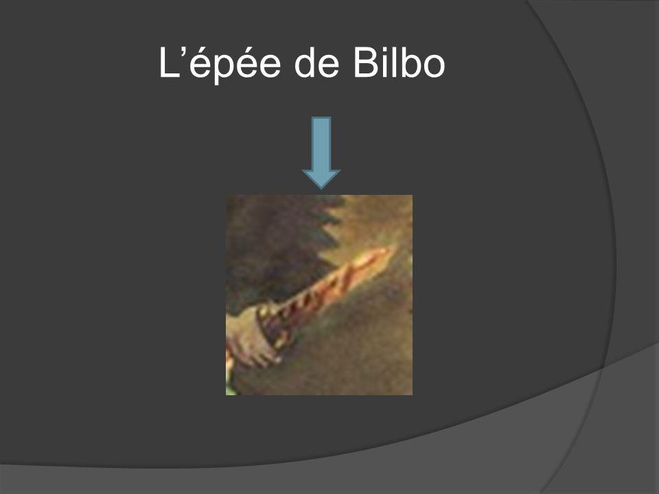 Lépée de Bilbo