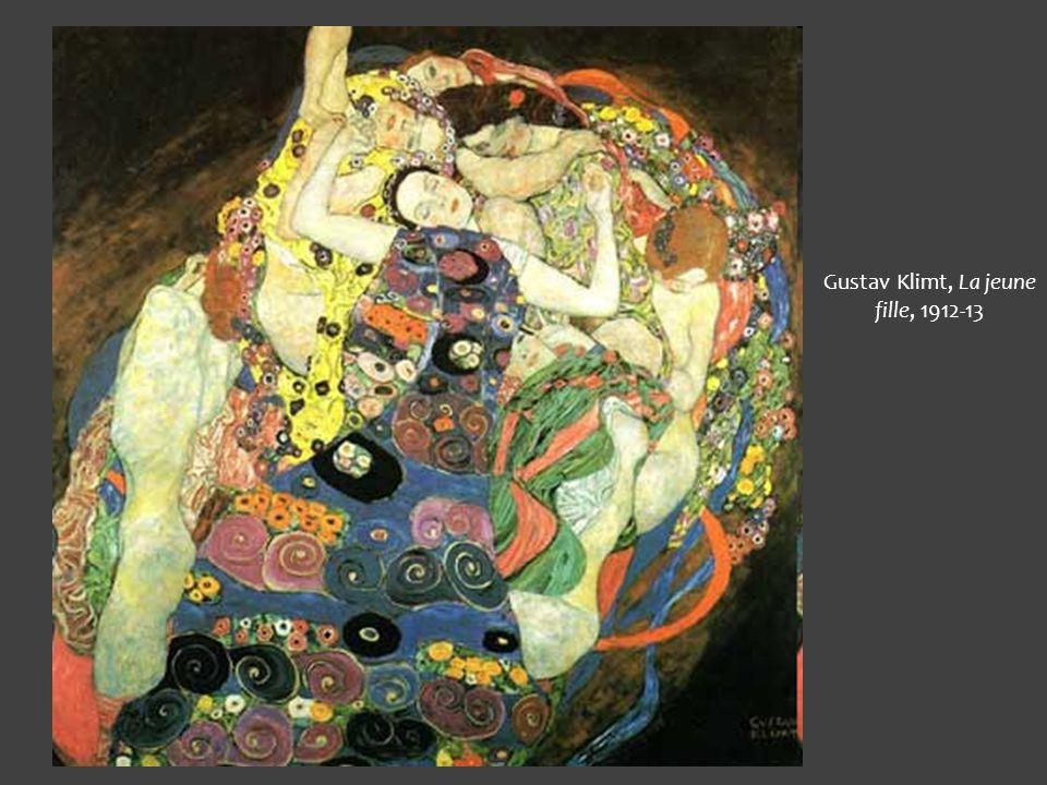 Gustav Klimt, La jeune fille, 1912-13