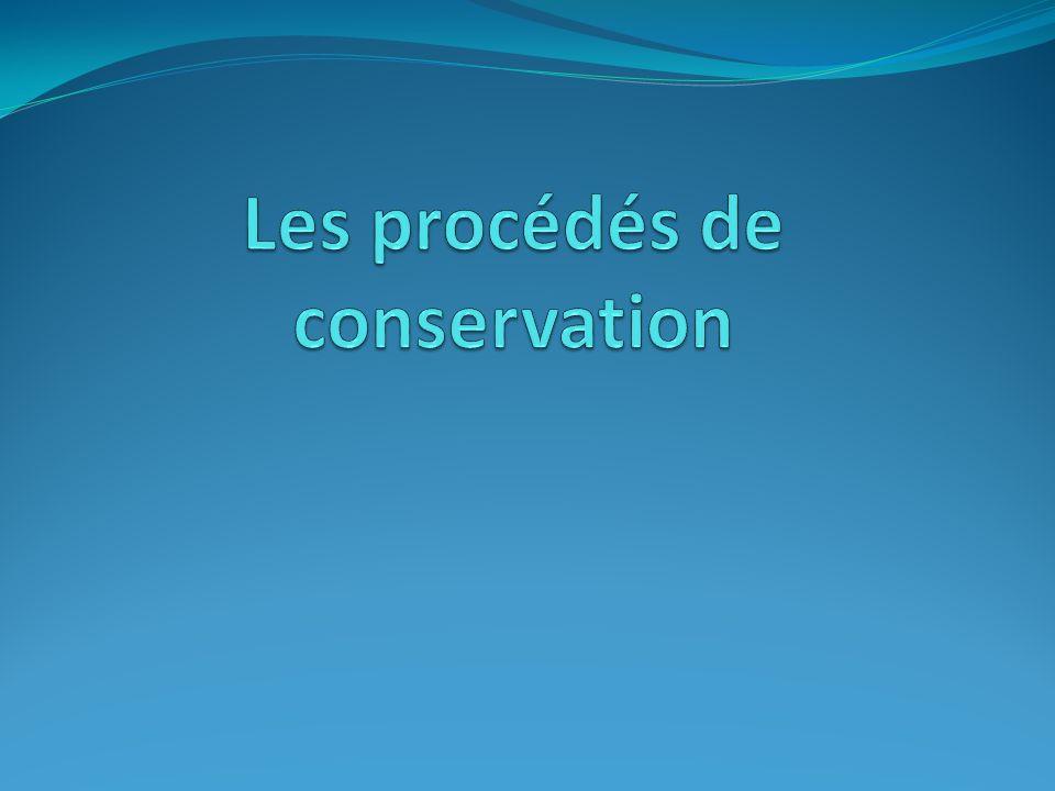 LES CONSERVATEURS Un conservateur alimentaire est un additif alimentaire: substance chimique minérale ou organique, ajoutée aux aliments afin d améliorer leur conservation.
