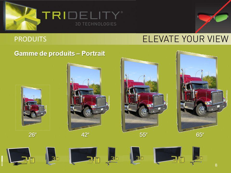 9 3D MURS DECRANS – 2*2 ou 3*3 écrancs de 55 pouces PRODUITS Montréal