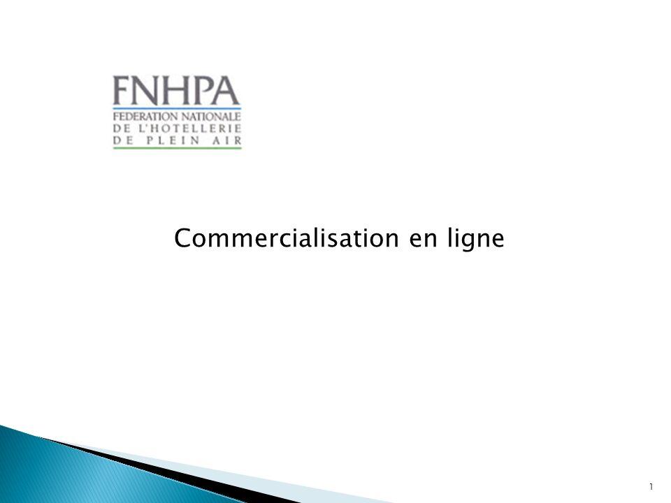 Commercialisation en ligne 1