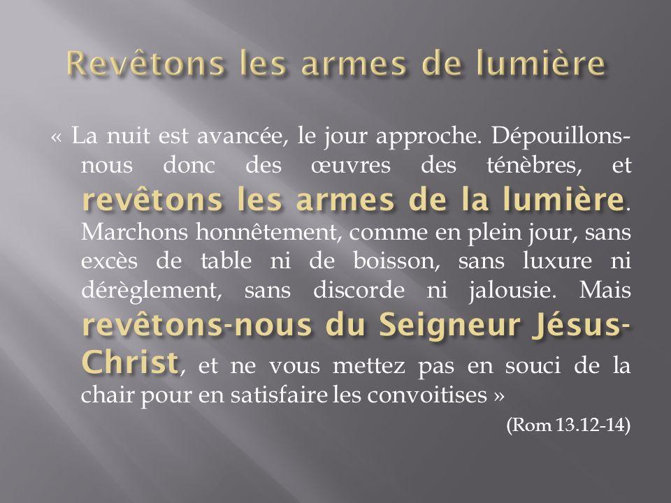 « Après avoir achevé de le tenter, le diable séloigna de lui jusquà une autre occasion » (Luc 4.13).