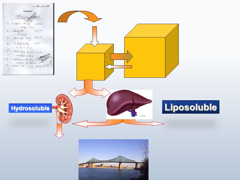 Jean-Louis Brazier - 2 JUIN 2010 Hydrosoluble Liposoluble