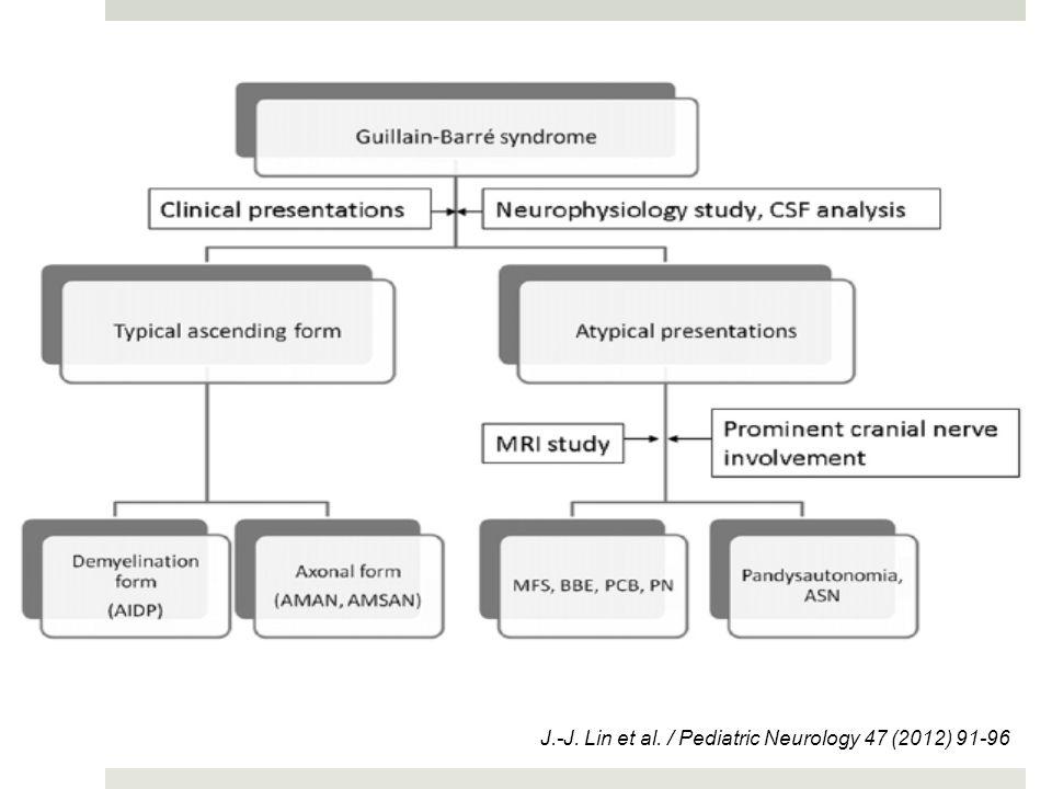 J.-J. Lin et al. / Pediatric Neurology 47 (2012) 91-96