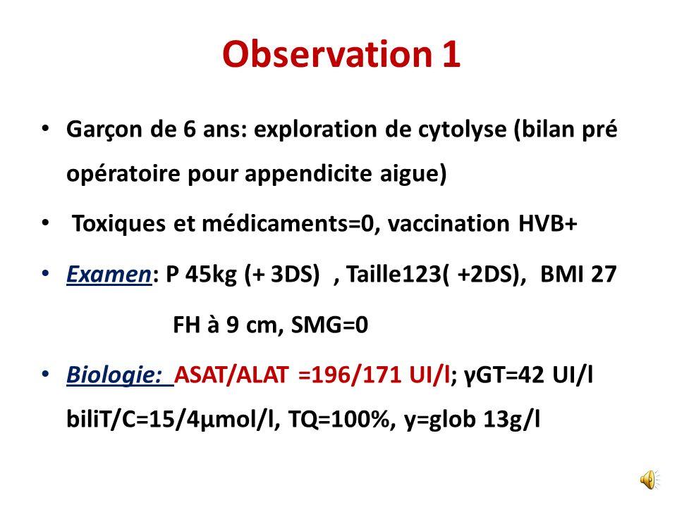 Introduction Activité normale faible<40UI/l ASAT plus sensibles que ALAT mais moins spécifiques ASAT: si sérum hémolysé