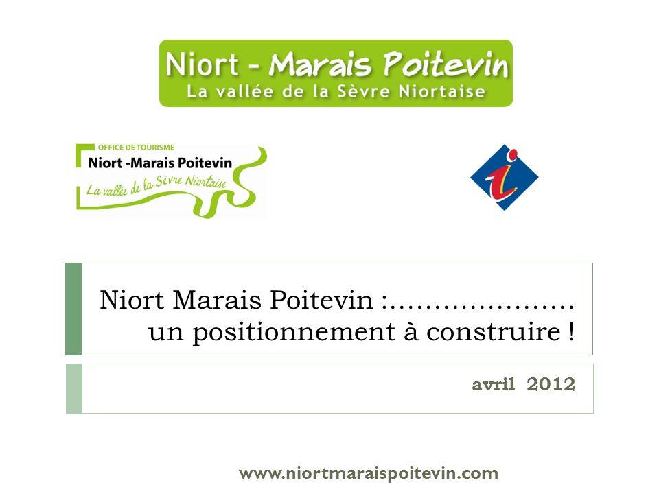 La genèse de lOffice de Tourisme Un constat : une destination « marais poitevin » sur 3 départements, 2 régions, un parc, des offices de tourisme,…..