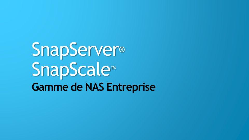 Historique Snap.Server 1998 2002 2008 1999 2004 Snap.