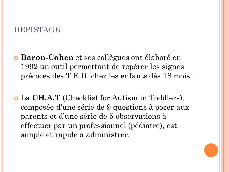 L EVALUATION PSYCHOLOGIQUE Le Vineland (Sparrow et al.