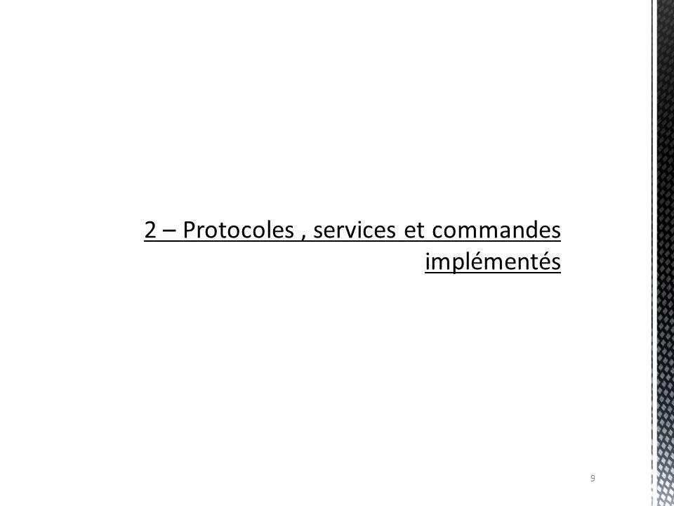 Avec cette nouvelle version dIP, certains protocoles ont été mis à jour comme ICMPv6, dhcp6… DHCP6 : Aucune fonctionnalités ont été rajoutés car les adresses IPv6 peuvent sauto-configurées sans DHCP.