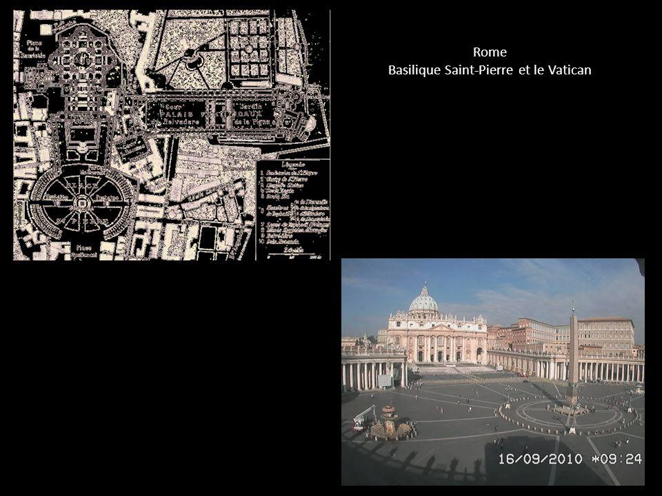 Rome Basilique Saint-Pierre et le Vatican