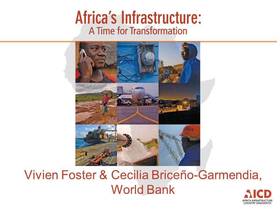 Diagnostic des infrastructures nationales en Afrique : un effort multipartite