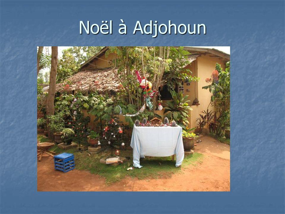 Noël à Adjohoun