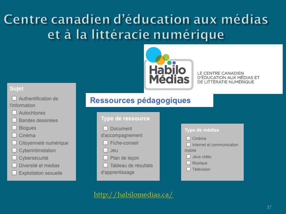 37 http://habilomedias.ca/