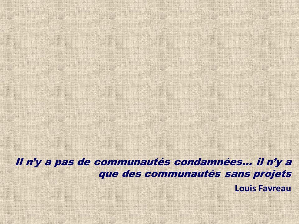 2007 2001 2004 2010 Démarche évolutive de connaissance des inégalités de santé et de bien-être à léchelle des communautés