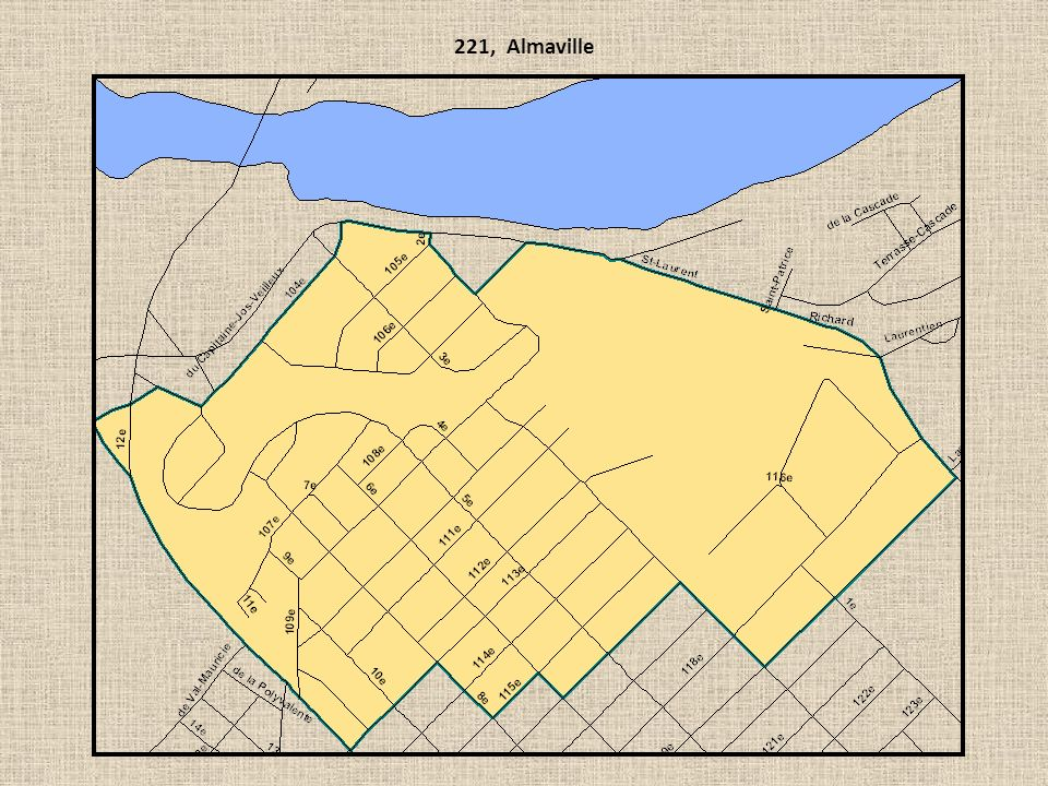 Pourcentage de signalements jeunesse Shawinigan Drummondville Trois-Rivières Victoriaville Haut-Saint- Maurice très faible faible moyen élevé très élevé
