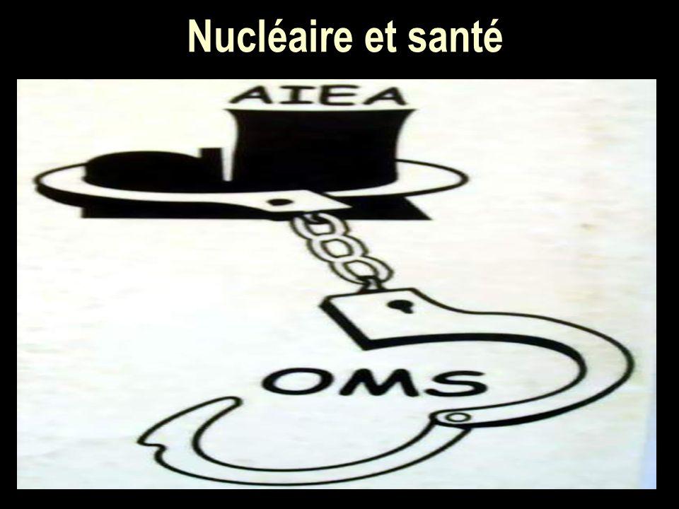 Nucléaire et santé