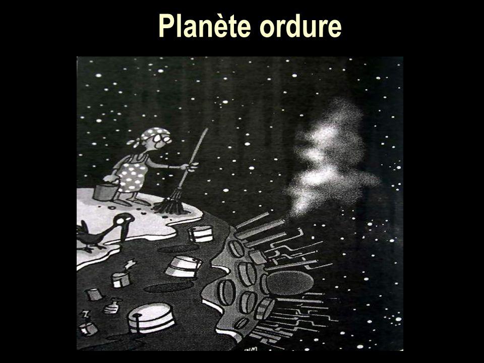 Planète ordure