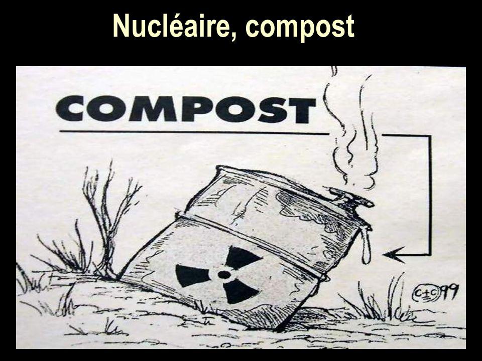 Nucléaire, compost