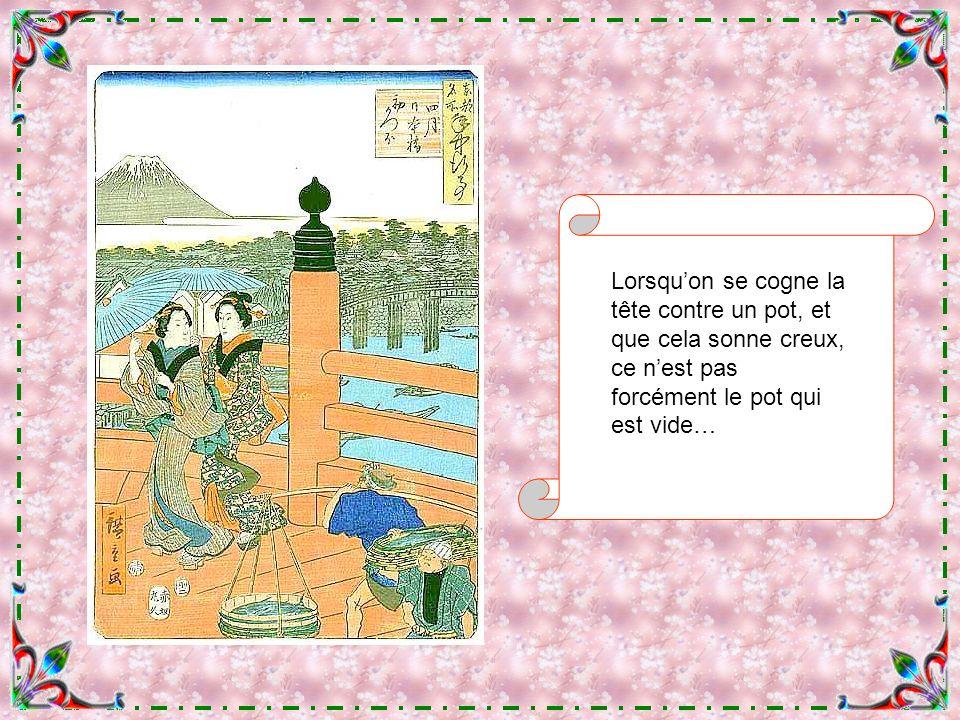 Ando (ou Utagawa) Hiroshige (1797-1858) a été le premier maître de lestampe japonaise urbaine.