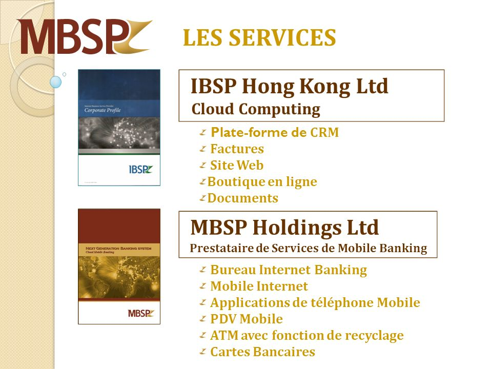 Hong Kong IBSP HK Ltd Administration Suéde IBSP Labs AB Technologie et Marketing QUI SOMMES-NOUS.