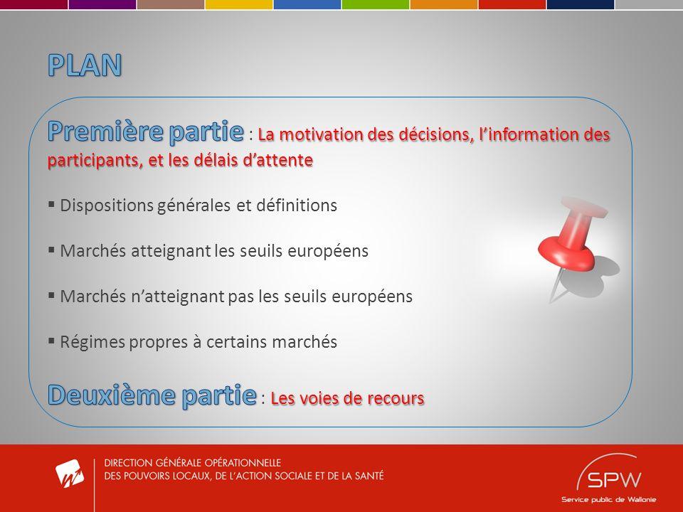 II.Attribution du marché Contenu (Art.