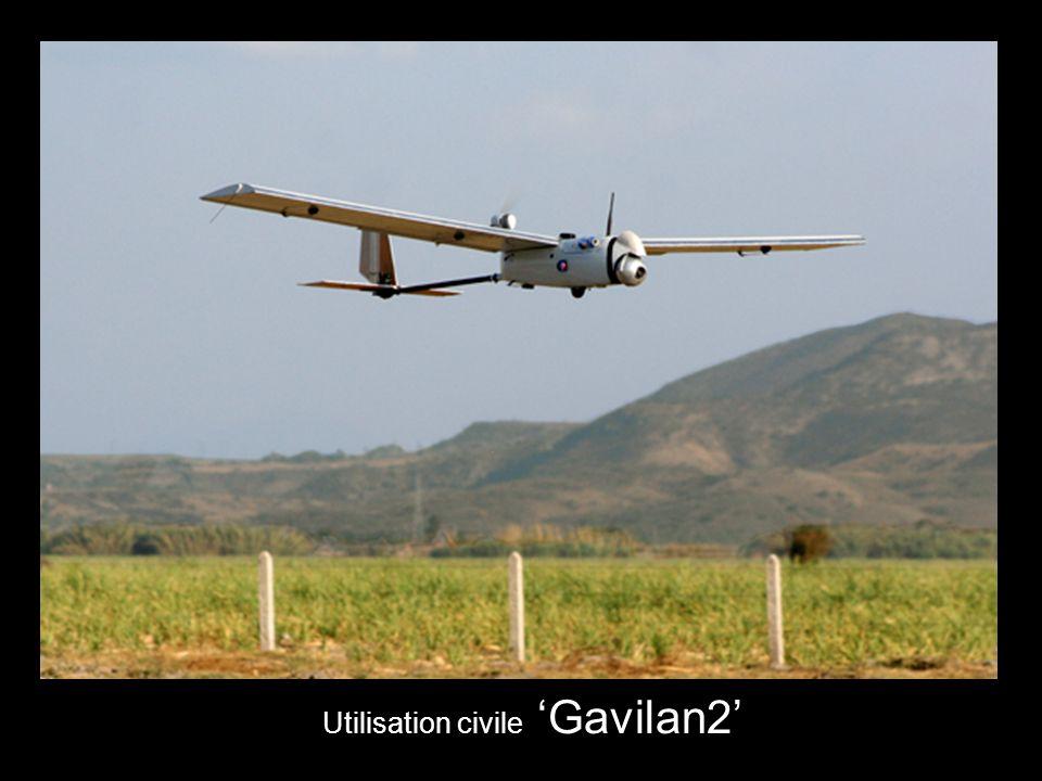 Utilisation civile Gavilan2