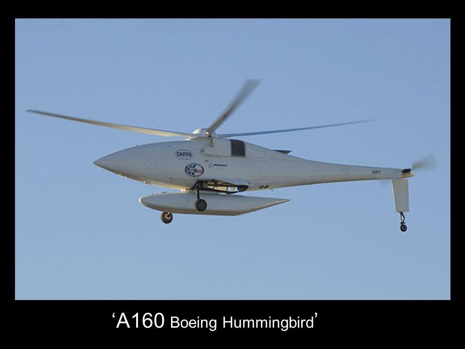 A160 Boeing Hummingbird
