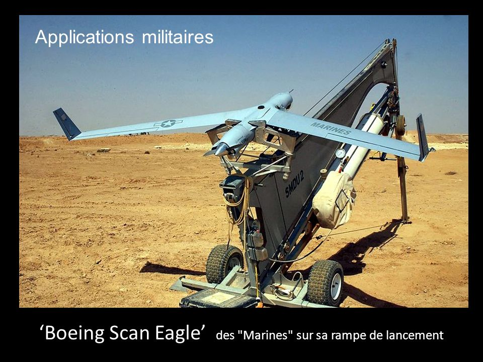 Boeing Scan Eagle des