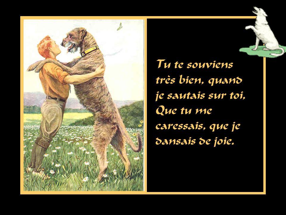 Et je suis sûr, tu vois, qu ensemble nous saurions, Vivre des jours heureux, en réconciliation.
