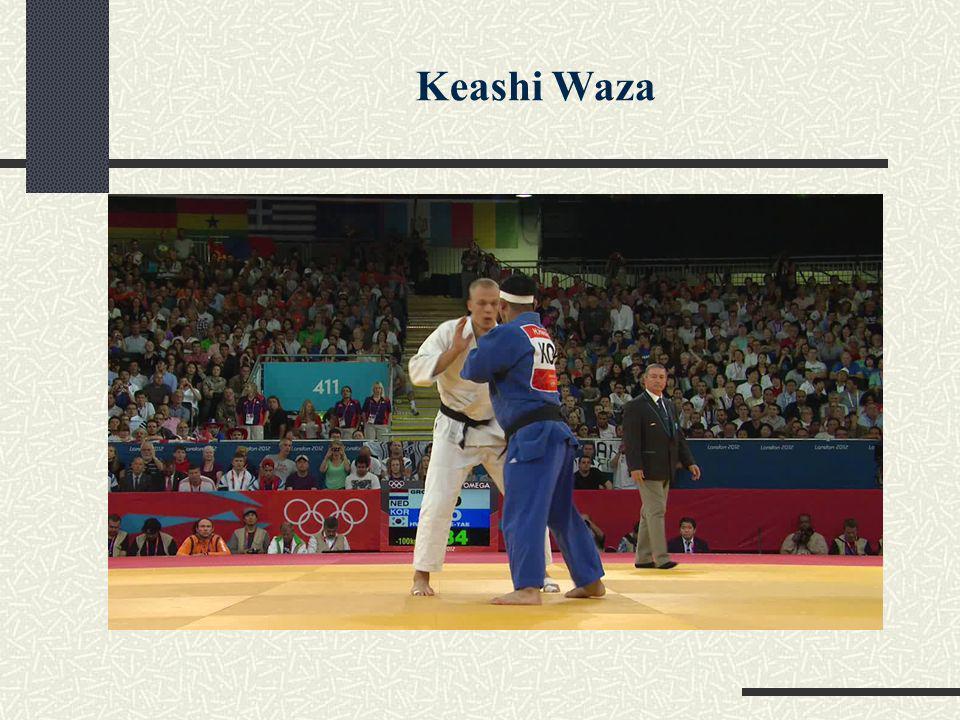 Keashi Waza