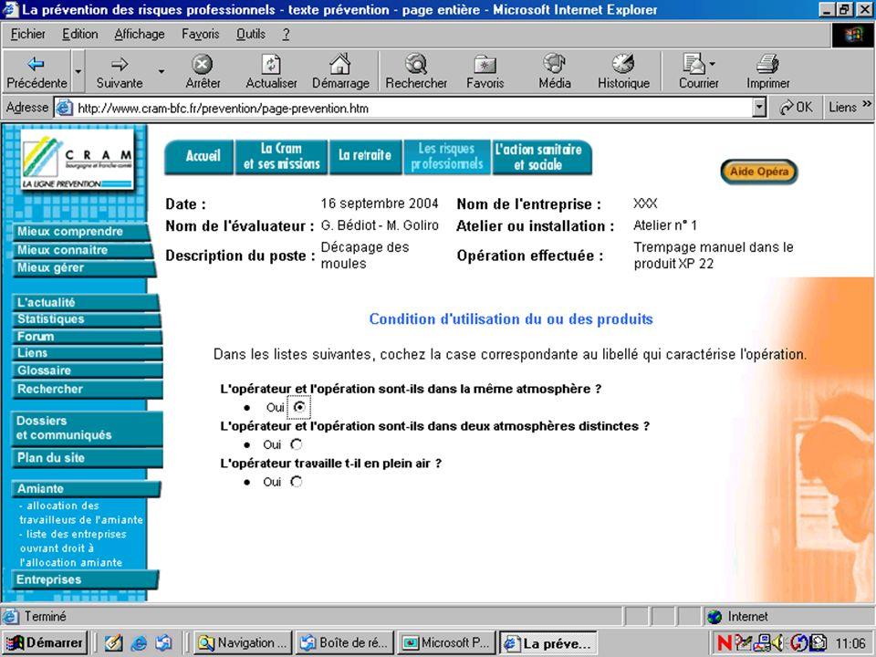 Strasbourg, 25/11/2004 2) Conditions dutilisation des produits