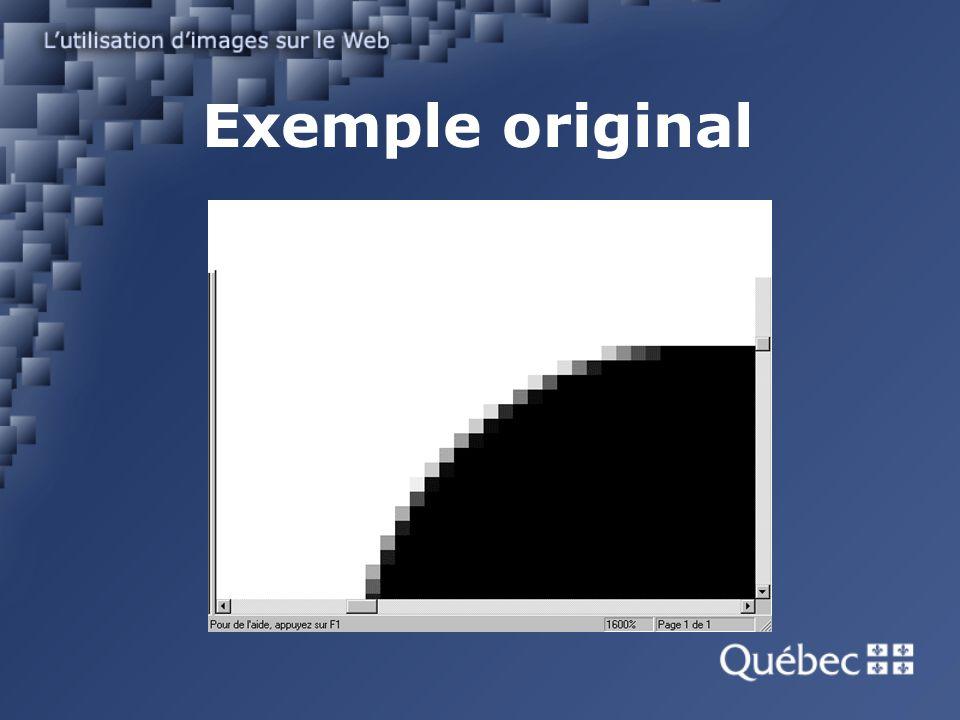 Exemple original